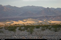 Photo by Mcb74 |  Death Valley death valley sands dunes