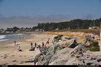 Half Moon Bay : Happy Labord Day America! A well deserved break enjoyed by many people, here in Miramar Beach, Half Moon Bay