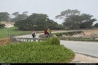 17 mile drive is following the coast from Carmel to Monterey. It is a toll road. Anyway it is really scenic.