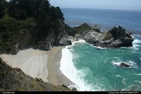Photo by elki | Hors de la ville  Julia Pfeiffer Burns state park route 1 california