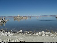 Lee Vining : another edge of mono lake