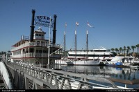 Photo by WestCoastSpirit | Long Beach  boat, steam, harbor, marina