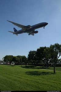 Photo by WestCoastSpirit | Los Angeles  in n out, burger, plane, united, 777, lax, boeing