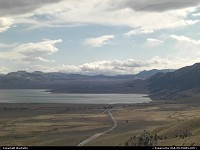 Mammoth Mountain : view of monolake