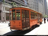 old tramway in san francisco