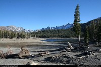 Not in a city : Horseshoe lake in Mammoth Lakes