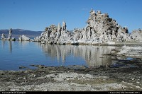 Not in a city : Calcium formation in Mono Lake, near Yosemite National Park via the famous Tioga Pass. Worth a view!