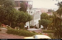 Not in a city : Lombard Street