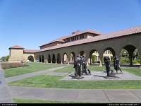 Palo Alto : Stanford University : Les bourgeois de Calais