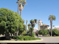 Stanford University and its mexican architecture