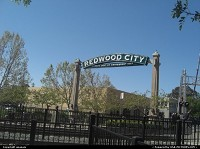 Redwood City : -