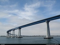 , San Diego, CA, Coronado Bridge