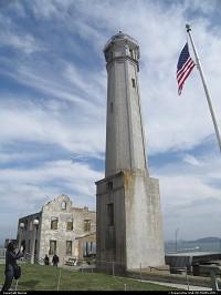 Alcatraz ruins