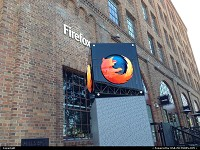 , San Francisco, CA, The Mozilla Fondation facility, not that far from Embarquadero