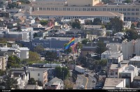 Photo by WestCoastSpirit | San Francisco  castro, lgbt, market, SF, SFO