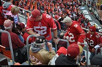 Photo by elki | San Francisco  49 ers fans