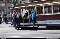 Photo by elki | San Francisco  cable car powell union sqare san francisco california