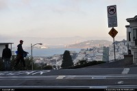 Photo by elki | San Francisco  san fransisco california lombard street