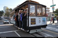 San Francisco : san fransisco california cable car