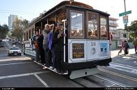 San Francisco : san fransisco california cable car