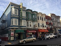 Photo by elki | San Francisco  North beach San Francisco