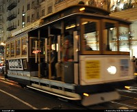 Photo by elki | San Francisco  cable car, san francisco