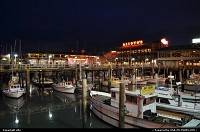 Photo by elki | San Francisco  fishermans wharf