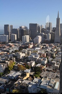 San Francisco : overview from the coit tower