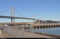 Le pont d'Oakland