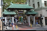 San Francisco : san francisco chinatown gate