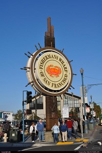 San Francisco : fisherman wharf - san francisco california