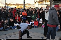 Photo by elki | San Francisco  break dance, pier 39, san francisco