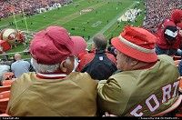 Photo by elki | San Francisco  fans, 49ers, san francisco