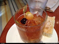 Photo by WestCoastSpirit | San Francisco  old fashionned, bourbon