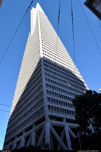 Photo by elki | San Francisco  transamerica pyramid, san francisco