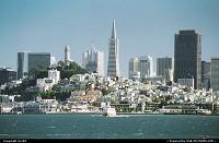 Vue d' Alcatraz