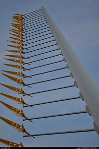 Photo by elki | San Francisco  winds arrows exploratorium san francisco