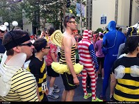 , San Francisco, CA, More than a race ... Bay To Breakers San Francisco