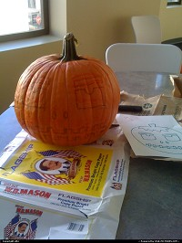 Photo by elki | San Francisco  pumpkin halloween