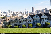 Photo by elki | San Francisco  alamo square