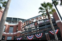Photo by elki | San Francisco  at&t stadium, at&t park, san francisco giants