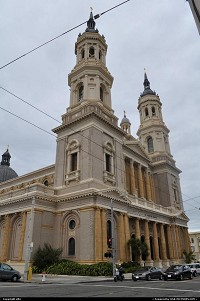 Photo by elki | San Francisco  st ignatius church, san francisco