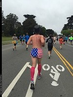 , San Francisco, CA, We certainly are ... Bay to Breakers 2015!