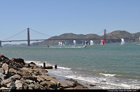 Photo by elki | San Francisco  San Francisco Golden Gate Bridge