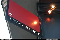 Iluna Basque (Basque night) offers traditional and festive Basque cuisine in San Francisco. Basque Country, that where we editors come from.