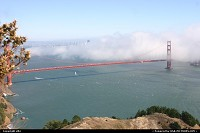 California, golden gate bridge
