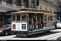 Photo by elki | San Francisco  cable car san francisco