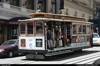 California, cable car san francisco