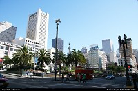 Photo by airtrainer | San Francisco  union square