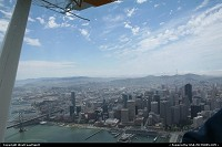 Photo by WestCoastSpirit | San Francisco  plane, sea plane, bay area, SF, golden gate
